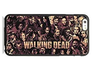 Diy Walking Dead Black Protective Cover Case For iphone 5c Inch