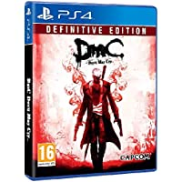 DMC Devil May Cry - Definitive Edition PS4