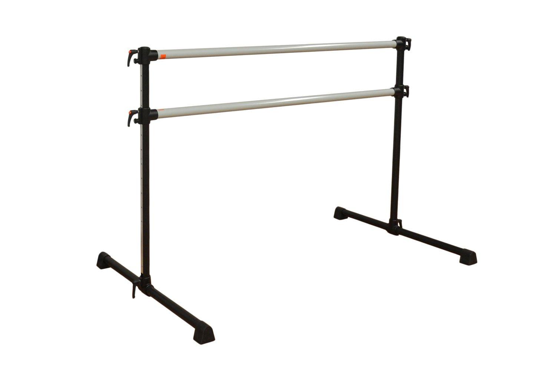 Vita Vibe Ballet Barre - PBD48 4ft Portable DOUBLE Bar - Freestanding Stretch/Dance Bar - Vita Vibe - USA Made