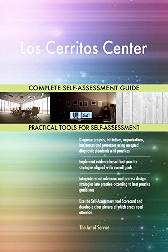 Los Cerritos Center Toolkit: best-practice templates, step-by-step work plans and maturity diagnostics