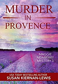 Murder In Provence by Susan Kiernan-Lewis ebook deal