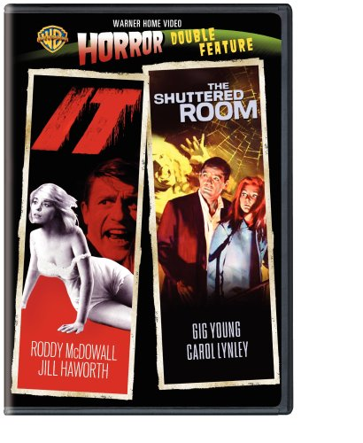 It! / The Shuttered Room (Horror Double Feature) by Warner Home Video