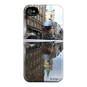 New Dejctr 1041 City Night Image Refraction 1920x1080 Cases Covers, Anti-scratch CaroleSignorile Phone Cases For Iphone 6 wangjiang maoyi