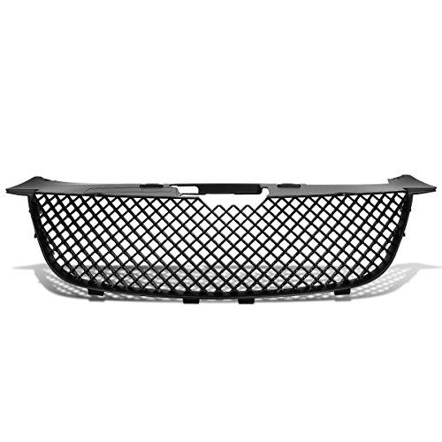For Chrysler Sebring ABS Plastic Mesh Style Front Bumper Grille (Black) - 3rd Gen JS Chrysler Sebring Touring Convertible