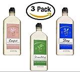 Aromatherapy Body Wash & Foam Bath 10 oz (3 Piece Bundle – Stress Relief, Sleep, and Comfort) Review