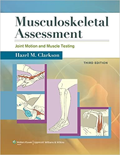 Musculoskeletal-assessment-:-joint-motion-and-muscle-testing
