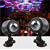 Besplore Car Interior LED Atmosphere DJ Lights,KTV Xmas - Best Reviews Guide