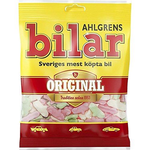 Ahlgrens Bilar - Soft Chewy Marshmallow Cars 125g