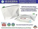 HISIERRA child resistant exit bags JAM SESSION 9 x