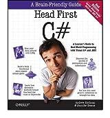 Head First C# by Greene, Jennifer ( AUTHOR ) Jun-08-2010 Paperback