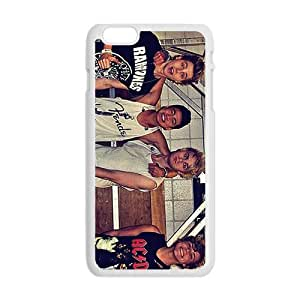 AC.DC. Ramones Cell Phone Case for Iphone 6 Plus