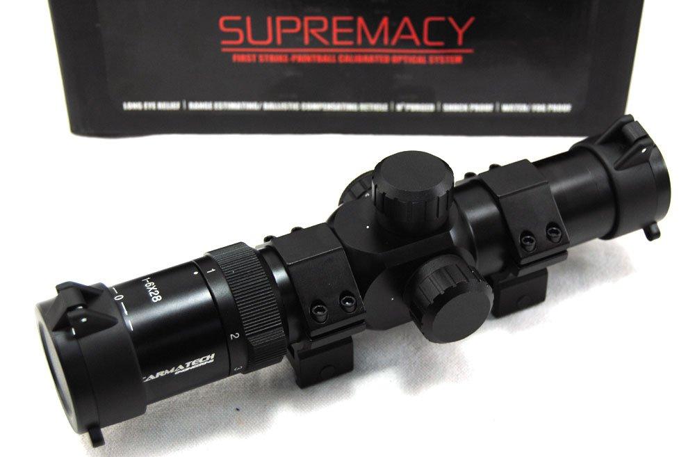 Carmatech Engineering Supremacy FSR Optical Scope Sight System by Carmatech Engineering