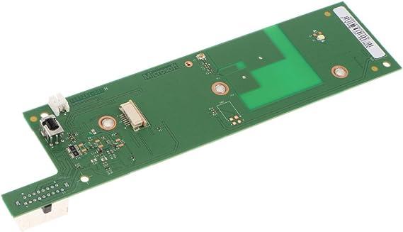 Amazon.es: non-brand Fuente De Alimentación WiFi Switch PCB Junta RF ON Off Módulo para Microsoft Xbox One Repair Part