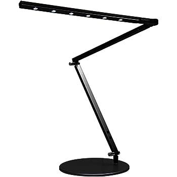 Z Bar High Power Led Lamp Metallic Black Cool Generation