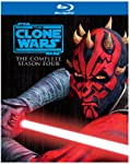 Cover Image for 'Star Wars: The Clone Wars - Season Four'