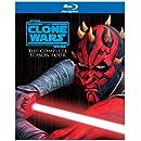Star Wars: The Clone Wars - Season 4 [Blu-ray]