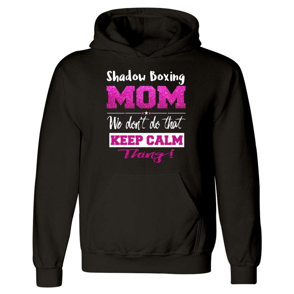 Americas Best Buys Shadow Boxing Mom Funny Hoodie