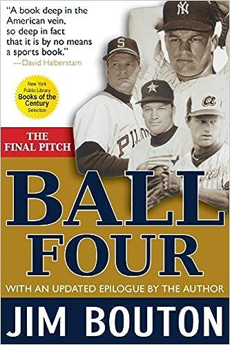 aea1e85b68a5 Amazon.com: Ball Four: The Final Pitch (0884338994701): Jim Bouton ...