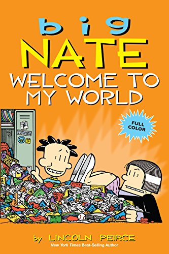 Big Nate: Welcome to My World -
