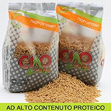 Clara de huevo pasta arroz proteínas 500 G - 60% proteínas ...