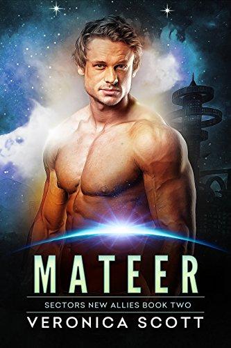 Mateer: A Badari Warriors SciFi Romance Novel (Sectors New Allies Series Book 2)