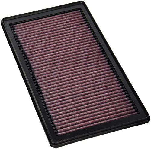 Ford Thunderbird Air Cleaner (K&N 33-2266 High Performance Replacement Air Filter)