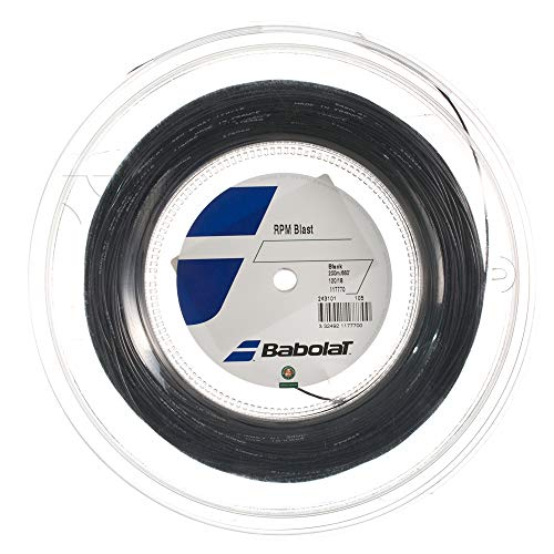 Babolat RPM Blast (18-1.20mm) Tennis String Reel (Black) by Babolat (Image #1)