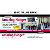 Amazing Hanger (10 Piece Value Pack) by TVP