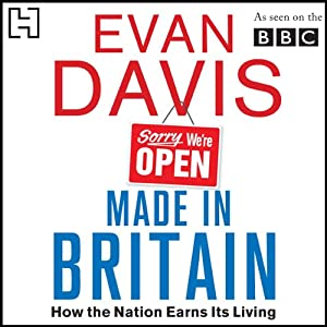 Made in Britain Audiobook