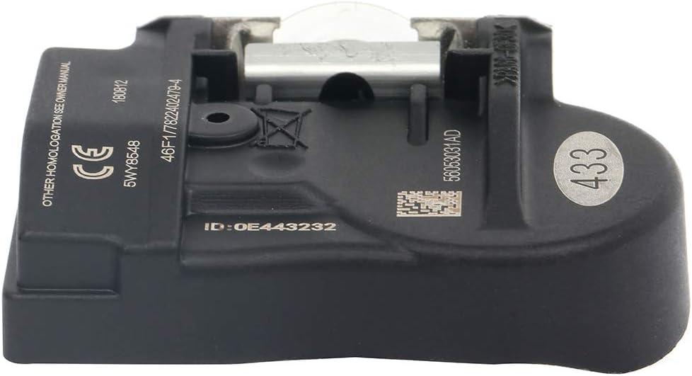 FINDAUTO Original Equipment TPMS No Programming Required 433MHz ...
