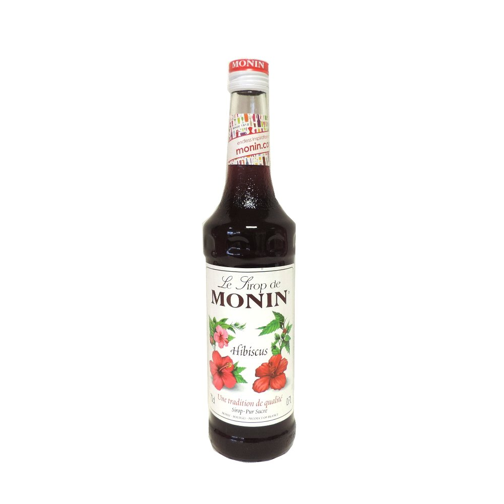 Monin Hibiscus Syrup 70cl Amazon Beer Wine Spirits