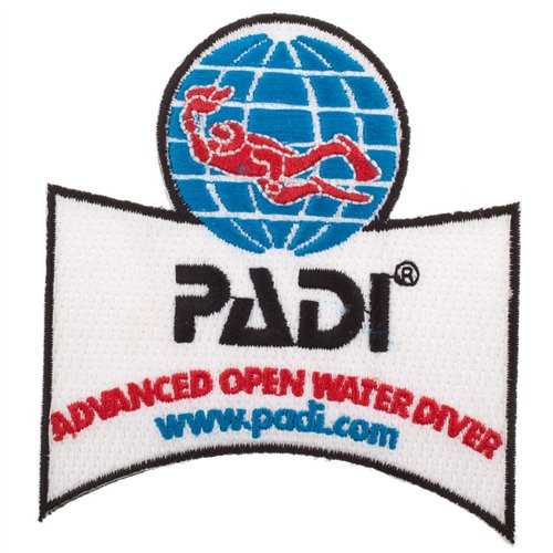 PADI Advanced Open Water Diver Patch