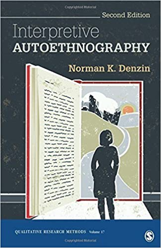 Book Interpretive Autoethnography (Qualitative Research Methods) by Norman K. Denzin (2013-11-07)