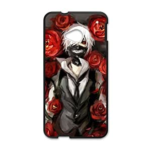 New Anime Tokyo Ghoul Printing for HTC One M7 Case