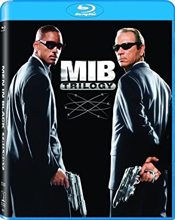 Amazoncom Men In Black 1997 Men In Black 3 Men In