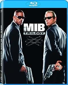 Men in Black (1997) / Men in Black 3 / Men in Black II - Set [Blu-ray]