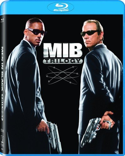 Men in Black (1997) / Men in Black 3 / Men in Black II - Set [Blu-ray] (The Best Vhs In The World)