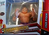 WWE Thumbpers Series 1 Zack Ryder 44505