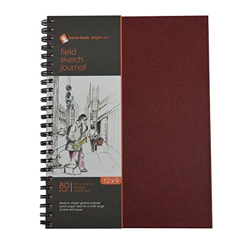 Global Art Materials Field Sketch Artist Journal Hand Boo...