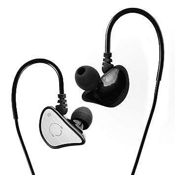 LIMTT Auriculares In Ear, Auriculares Deportivo Resistente Al Agua ...
