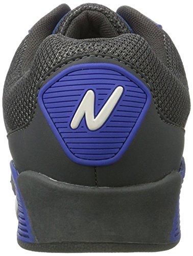 Nebulus Cooler, Scarpe Basse Uomo Grigio (Antra)
