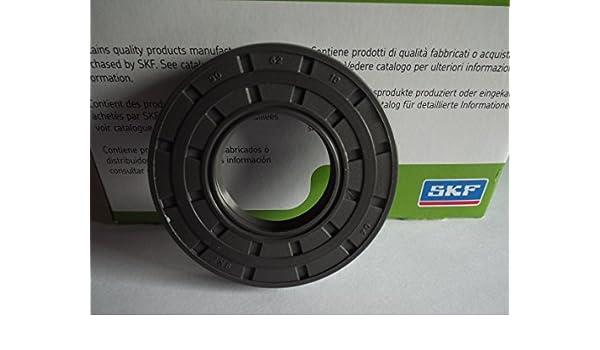 30/x 62/x 7/mm SKF Viton ret/én de aceite doble labio R23//TC Viton goma Liga Primavera de acero inoxidable