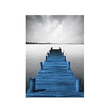 Fesselnd Raybre Art® Malerei Modern Nordic Dekorieren Schwarz Weiß Landschaft  Wohnzimmer Esszimmer Wand Größe 30 ×