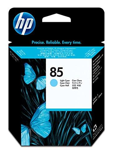 HP HEWC9423A 85 Print Head, Light Cyan, Inkjet