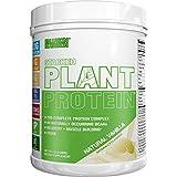 Stacked Plant Protein Powder | All-Natural Vanilla | Vegan, Non-GMO, Gluten-Free | Probiotics, BCAAs, Fiber, Tart Cherry | Complete Plant-Based Protein Complex | 1.5 lb Tub