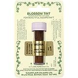 Sugarflair Blossom Tints - Tinta Comestibles Polvo Alimentos Color Fondant Polvo Marrón