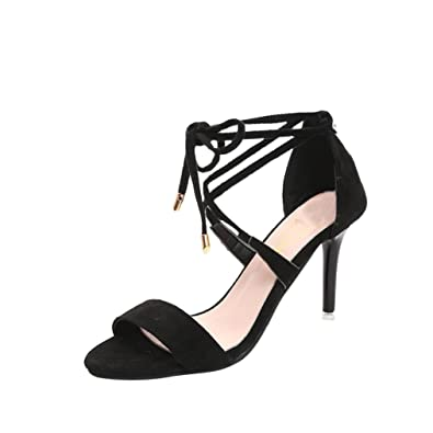1ea43325e64388 Lolittas High Stiletto Heels Sandals for Women Ladies