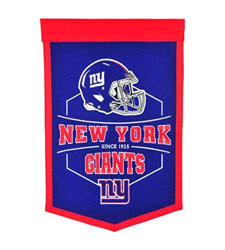 New York Giants Traditions Banner