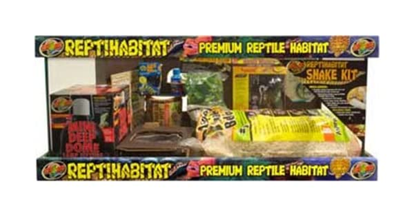 Amazon.com: Zoo Med laboratorios szmnts21 reptihabitat 20 ...