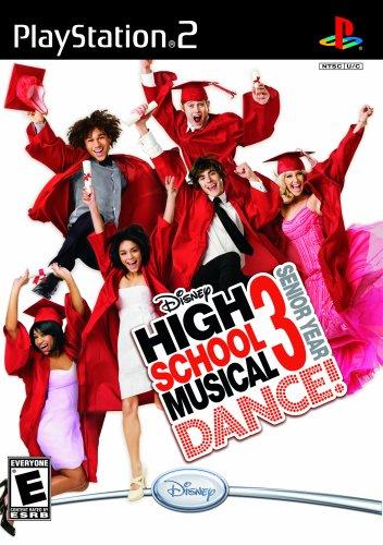 Disney High School Musical 3: Senior Year Dance! - PlayStation 2